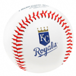 Kansas City Royals Rawlings Baseball